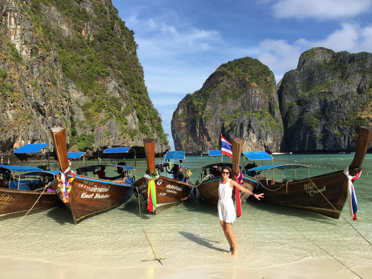 Karta Za Thailand.Tajland Budzet Za 20 Dana My Off Days
